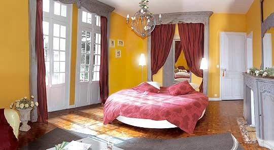 Chambre d h te de charme normandie chambre d h te de luxe le clos des pommiers mont st michel for Chambre dhotes luxe normandie